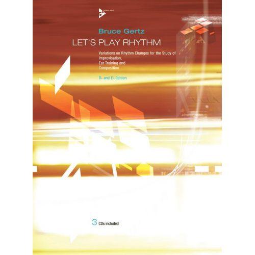 ADVANCE MUSIC GERTZ B. - LET'S PLAY RHYTHM (BB/EB) - MELODY INSTRUMENTS (B / EB)