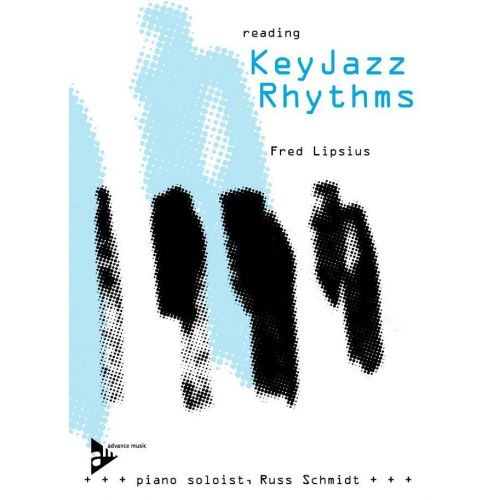 ADVANCE MUSIC LIPSIUS F. - READING KEY JAZZ RHYTHMS - PIANO