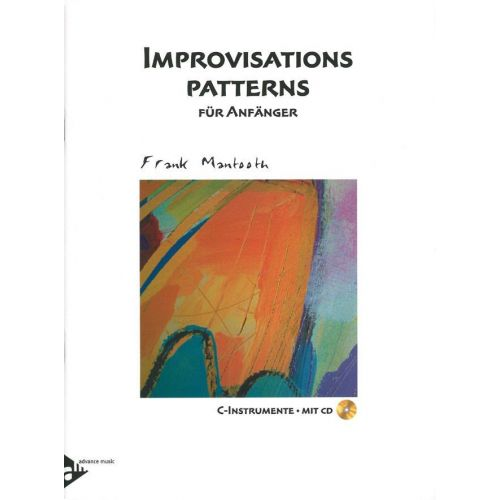 ADVANCE MUSIC MANTOOTH F. - IMPROVISATIONS PATTERNS - C-INSTRUMENTS