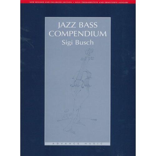 ADVANCE MUSIC BUSCH SIGI - JAZZ BASS COMPENDIUM