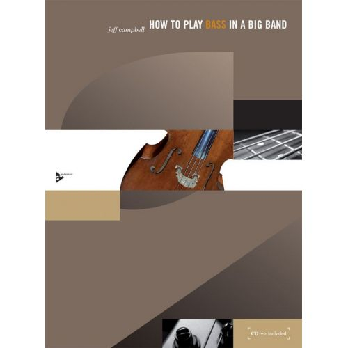 ADVANCE MUSIC CAMPBELL J. - HOW TO PLAY BASS IN A BIG bAND + CD