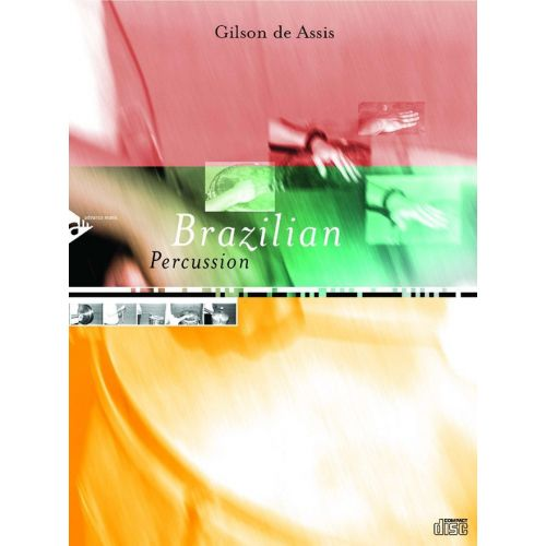ADVANCE MUSIC ASSIS G. (DE) - BRAZILIAN PERCUSSION + CD
