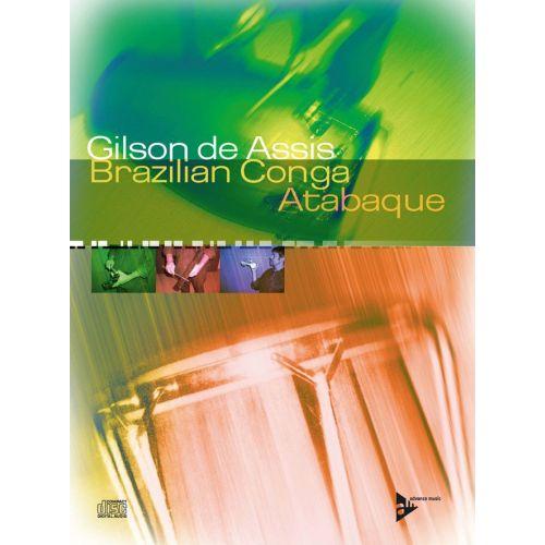 ADVANCE MUSIC ASSIS G. (DE) - BRAZILIAN CONGA : ATABAQUE + CD