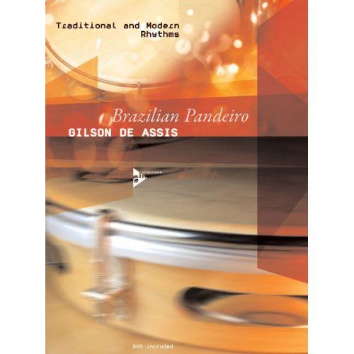 ADVANCE MUSIC ASSIS G. (DE) - BRAZILIAN PANDEIRO + CD
