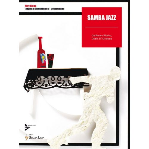 ADVANCE MUSIC D'ALCANTARA D., RIBEIRO G. - SAMBA JAZZ + 2 CD