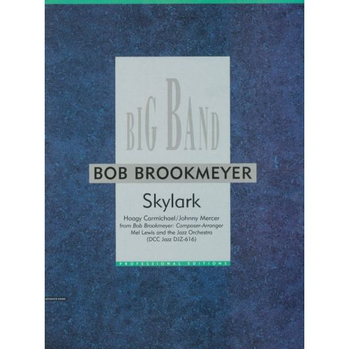 ADVANCE MUSIC CARMICHAEL H. - SKYLARK - BIG BAND