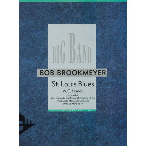 ADVANCE MUSIC HANDY W.C. - ST. LOUIS BLUES - BIG BAND