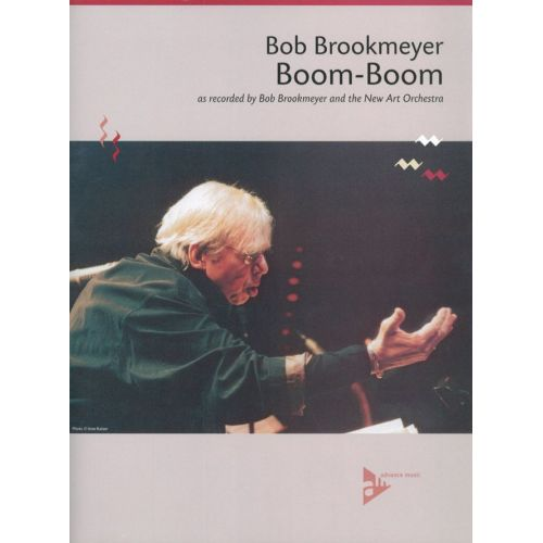 ADVANCE MUSIC BROOKMEYER B. - BOOM-BOOM - BIG BAND