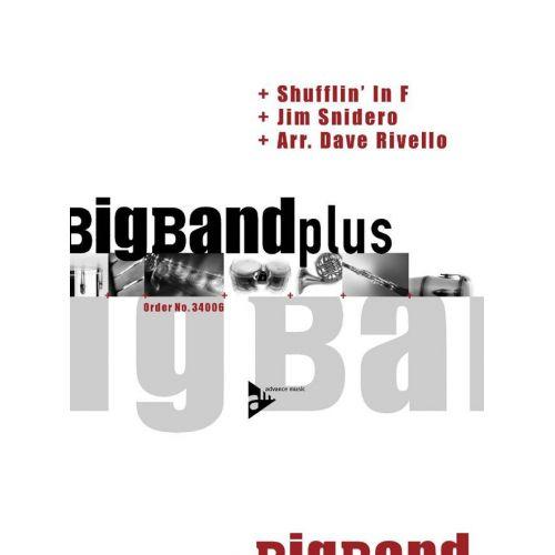 ADVANCE MUSIC SNIDERO J. - SHUFFLIN' IN F - BIG BAND