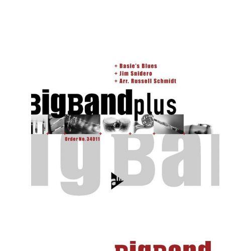 ADVANCE MUSIC SNIDERO J. - BASIE'S BLUES - BIG BAND