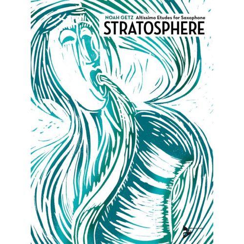 ADVANCE MUSIC GETZ N. - STRATOSPHERE - SAXOPHONE
