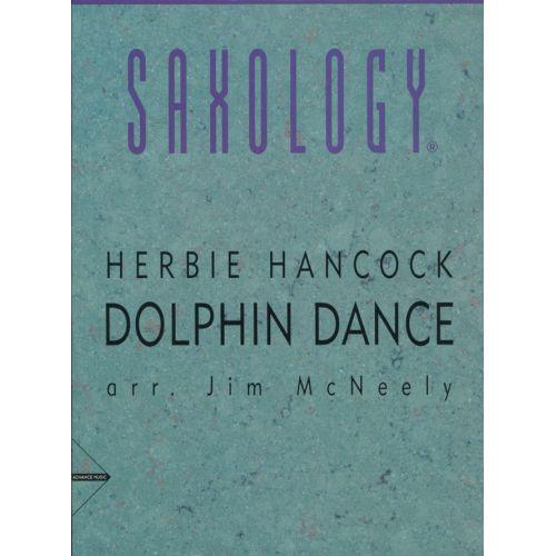 ADVANCE MUSIC HANCOCK H. - DOLPHIN DANCE - 5 SAXOPHONES (SATTB)