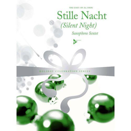 ADVANCE MUSIC GRUBER F. - STILLE NACHT - 6 SAXOPHONES (SAATTBAR)