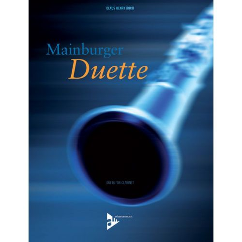 ADVANCE MUSIC CLAUS HENRY K - MAINBURGER DUETTE - 2 CLARINETTES