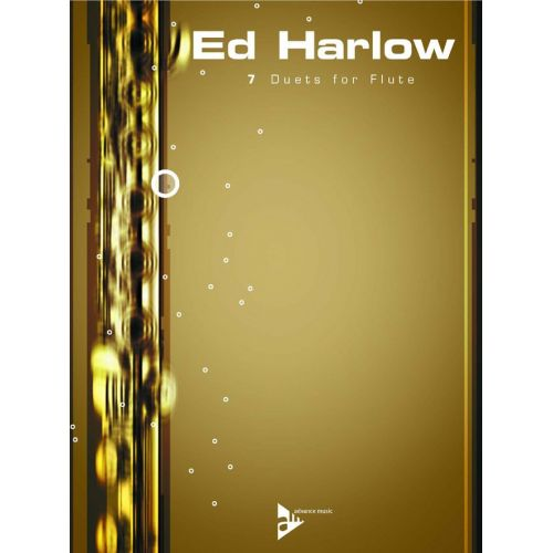 ADVANCE MUSIC HARLOW E. - 7 DUETS FOR FLUTE - 2 FLUTES