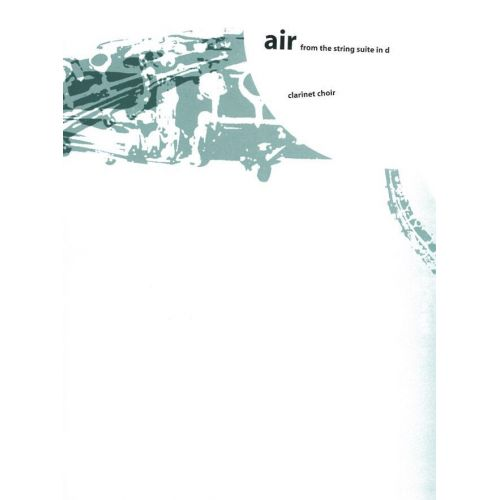 ADVANCE MUSIC BACH J.S. / FISCHER C. - AIR FROM THE STRING SUITE IN D (BWV 1068, 2)