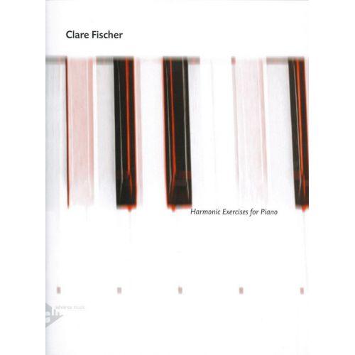 ADVANCE MUSIC FISCHER CLARE - HARMONIC EXERCISES