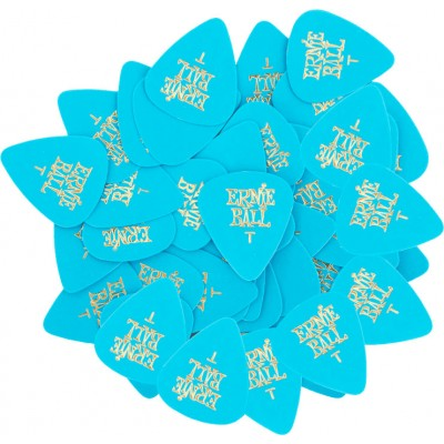 ERNIE BALL BLUE THIN PICK UNIT
