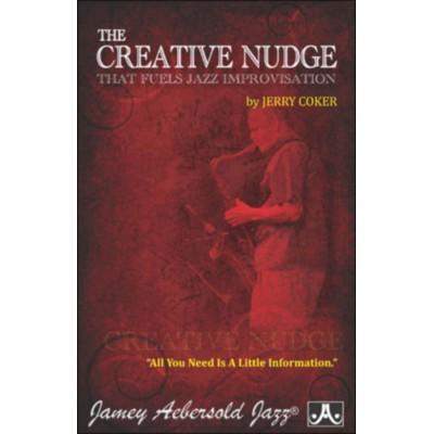AEBERSOLD COKER J. - THE CREATIVE NUDGE THAT FUELS JAZZ IMPROVISATION