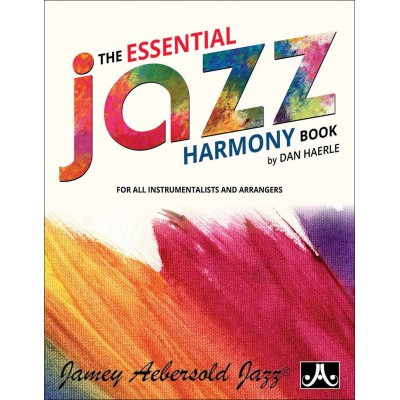 AEBERSOLD DAN HAERLE - THE ESSENTIAL JAZZ HARMONY BOOK