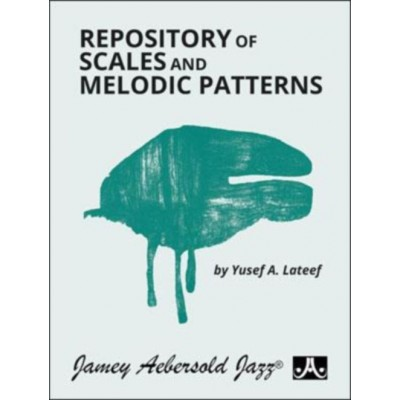 AEBERSOLD LATEEF Y. - REPOSITORY OF SCALES AND MELODIC PATTERNS