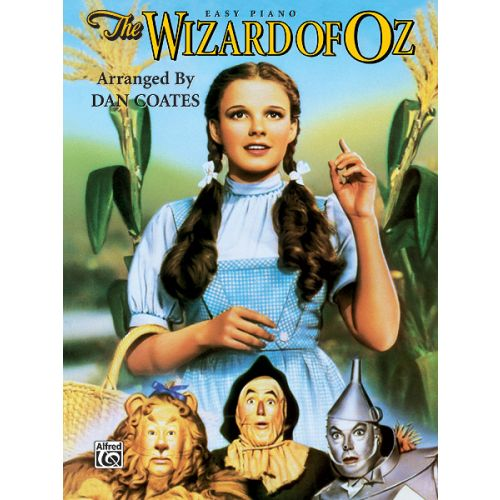 ALFRED PUBLISHING ARLEN HAROLD - WIZARD OF OZ - EASY PIANO