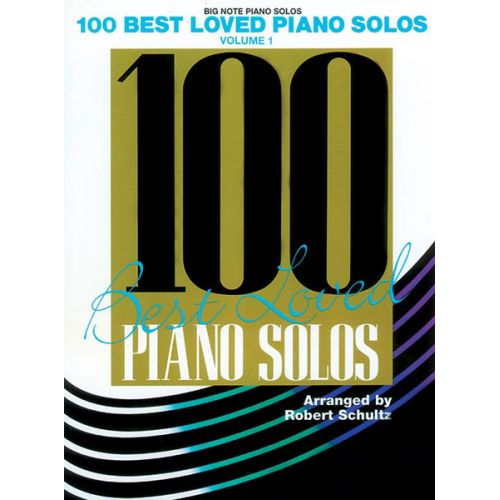 ALFRED PUBLISHING 100 BEST LOVED PIANO SOLOS - PIANO SOLO