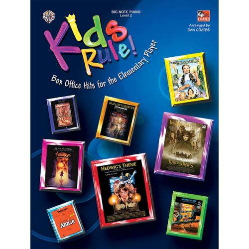 ALFRED PUBLISHING KIDS RULE! BOX OFFICE HITS - PVG