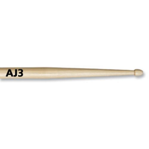 VIC FIRTH AJ3 - AMERICAN JAZZ HICKORY