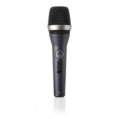 AKG D5S WITH SWITCH