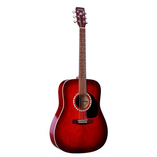 ART & LUTHERIE DREADNOUGHT BURGUNDY