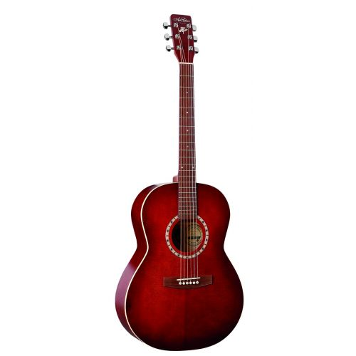 ART & LUTHERIE FOLK BURGUNDY