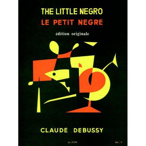 LEDUC DEBUSSY C. - LE PETIT NEGRE - SAXOPHONE MIb ET PIANO