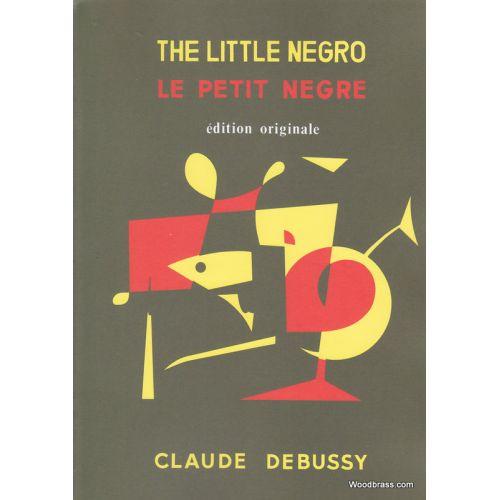LEDUC DEBUSSY C./OUBRADOUS F. - LE PETIT NEGRE - BASSON ET PIANO