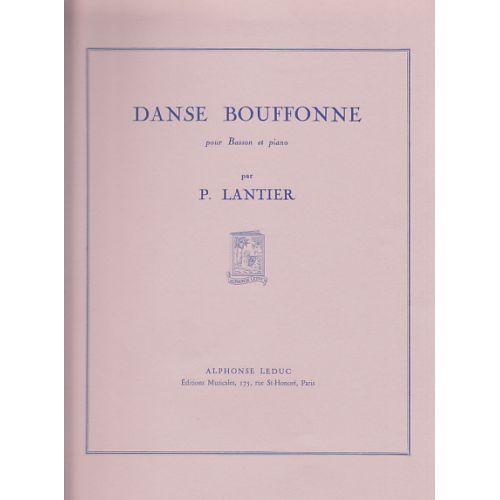 LEDUC LANTIER PIERRE - DANSE BOUFFONNE