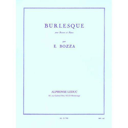 LEDUC BOZZA EUGENE - BURLESQUE