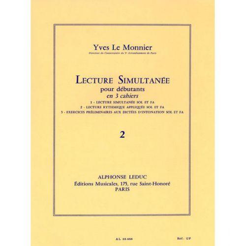 LEDUC LE MONNIER YVES - LECTURE SIMULTANEE VOL.2