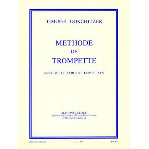 LEDUC DOKSCHITZER TIMOFEI - METHODE DE TROMPETTE