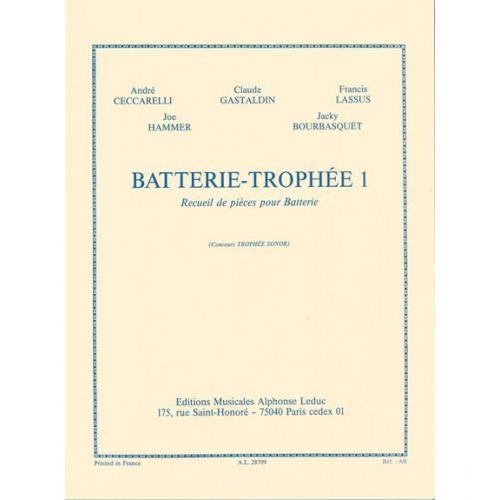 LEDUC BATTERIE TROPHEE VOL.1