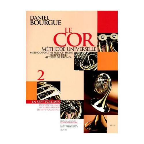 LEDUC BOURGUE D. - LE COR VOL.2