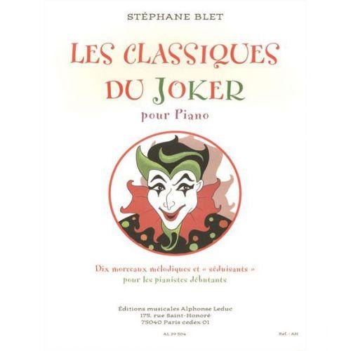 LEDUC BLET STEPHANE - LES CLASSIQUES DU JOKER