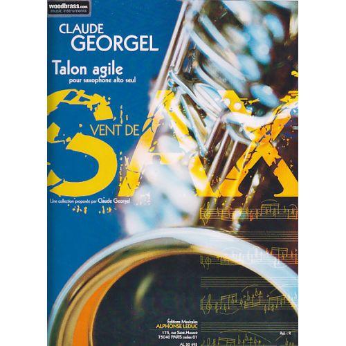 LEDUC GEORGEL C. - TALON AGILE - SAXOPHONE ALTO SEUL