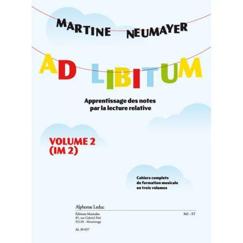 LEDUC NEUMAYER - AD LIBITUM VOL.2