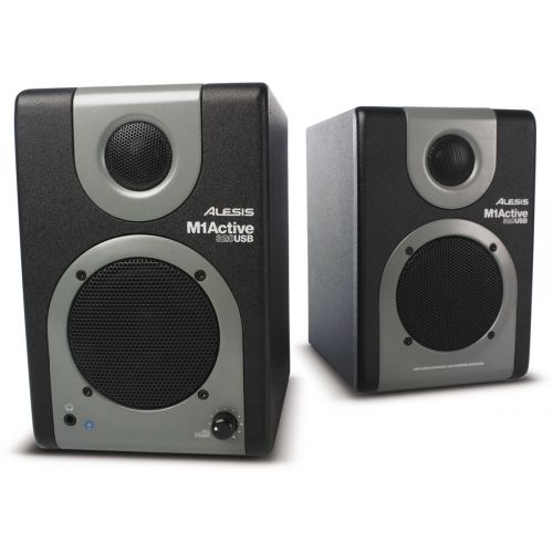 ALESIS M1 ACTIVE 320 USB 10W RMS (PAIR PRICE)
