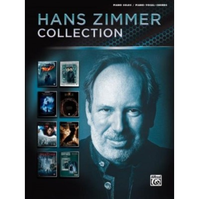 ALFRED PUBLISHING THE HANS ZIMMER COLLECTION - PIANO
