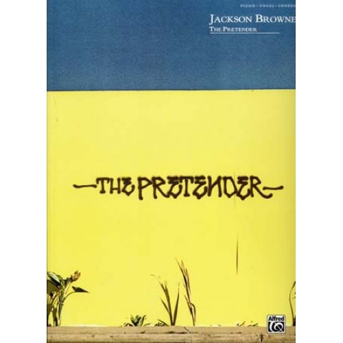 ALFRED PUBLISHING BROWNE JACKSON - PRETENDER (THE) - PVG