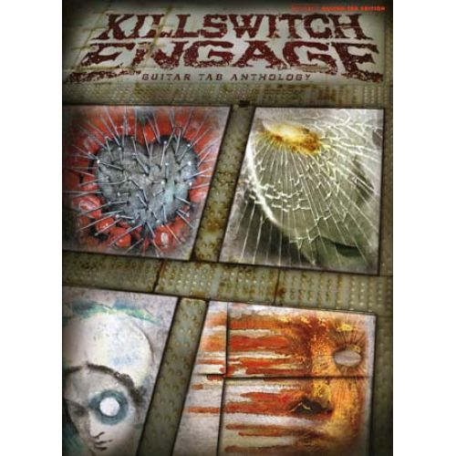 ALFRED PUBLISHING KILLSWITCH ENGAGE - GUITARE TAB