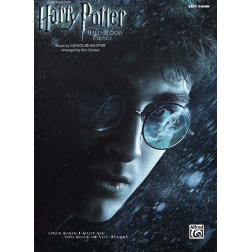 HAL LEONARD HARRY POTTER AND THE HALF-BLOOD PRINCE - EASY PIANO