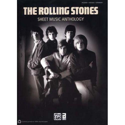 ALFRED PUBLISHING ROLLING STONES - SHEET MUSIC ANTHOLOGY - PVG