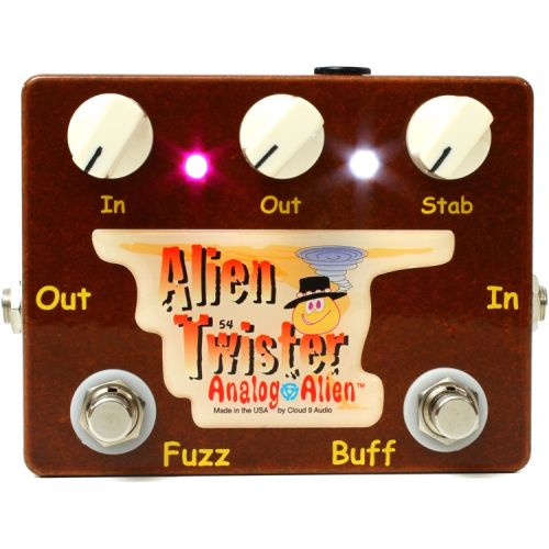 ANALOG ALIEN ALIEN TWISTER FUZZ
